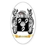 Micheletti Sticker (Oval)
