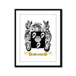 Michelet Framed Panel Print