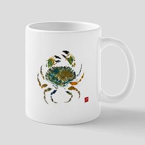 Jonah Crab Stainless Steel Travel Mugs