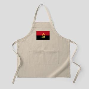 Angolan Flag BBQ Apron