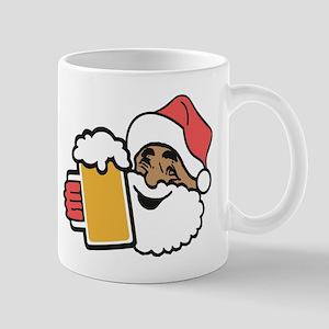 Cheers Santa Mugs