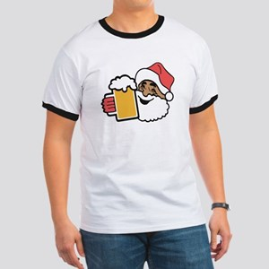 Cheers Santa T-Shirt