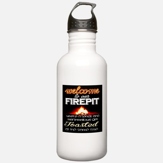 friends/party Sports Water Bottle