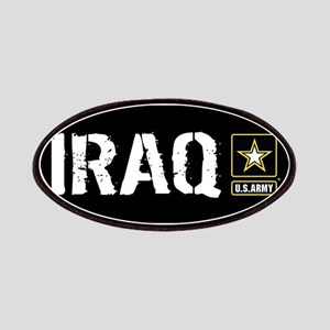U.S. Army: Iraq (Black) Patch