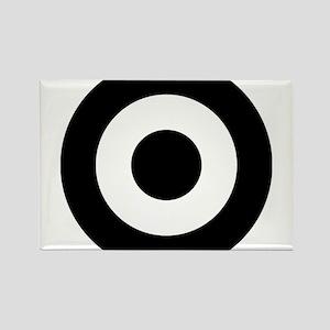 Black Mod Target Magnets