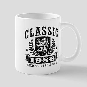 Classic 1986 Mug