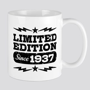 Limited Edition Since 1937 Mug