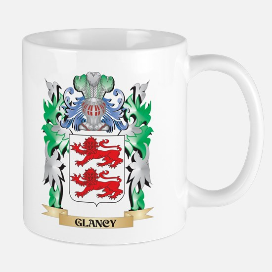 Glancy Coat of Arms (Family Crest) Mugs