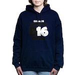 Class of 2016 Women's Hooded Sweatshirt