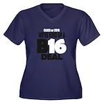 Class of 2016 Plus Size T-Shirt