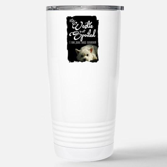 Spoiled? Never! Travel Mug