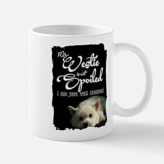 Spoiled? Never! Mugs