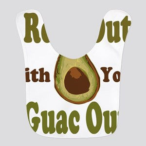 Rock Out With Your Guac Out Bib