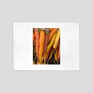 an assortment of long organic carro 5'x7'Area Rug