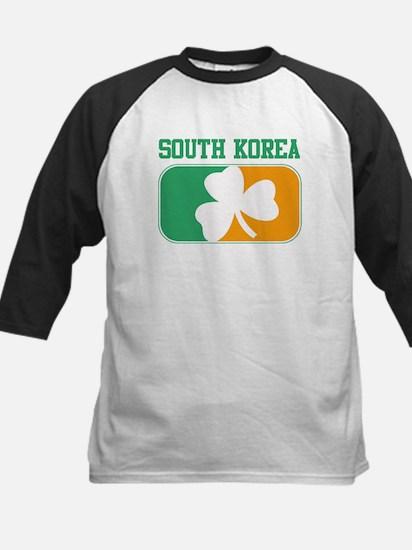 SOUTH KOREA irish Kids Baseball Jersey