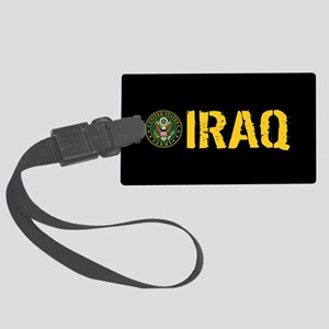 U.S. Army: Iraq Large Luggage Tag