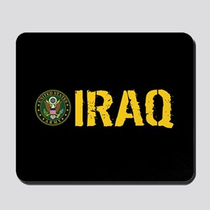 U.S. Army: Iraq Mousepad