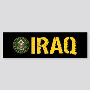 U.S. Army: Iraq Sticker (Bumper)