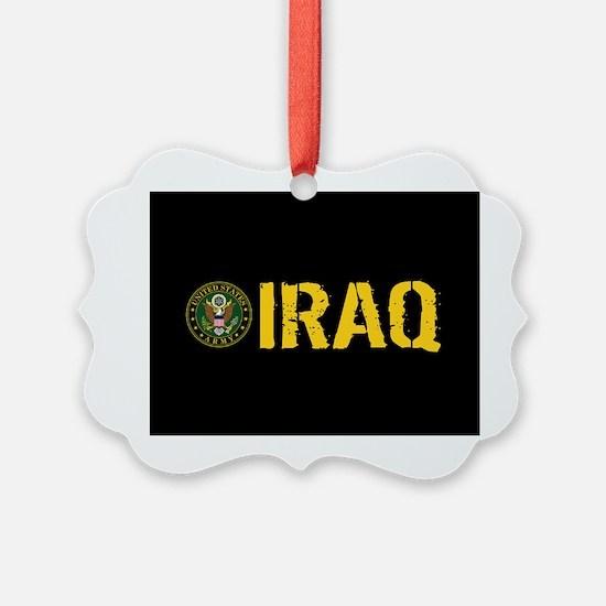U.S. Army: Iraq Ornament