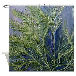 Fern Shower Curtains