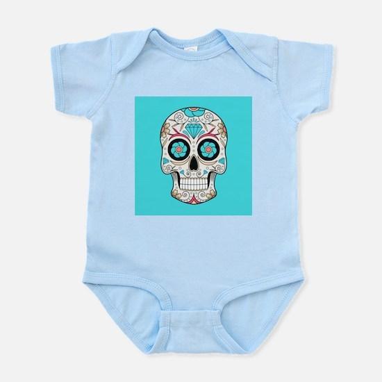 Sugar Skull Body Suit