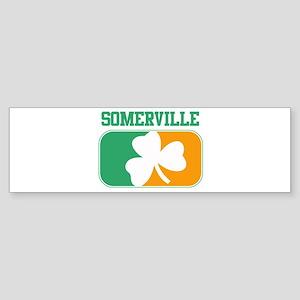 SOMERVILLE irish Bumper Sticker