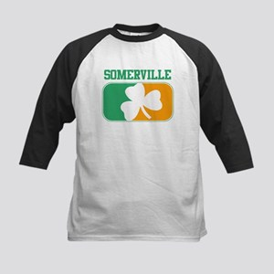 SOMERVILLE irish Kids Baseball Jersey