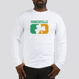 SOMERVILLE irish Long Sleeve T-Shirt