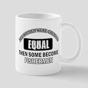 Fishermen Design Mugs