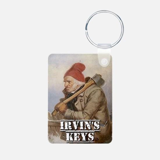 IRVIN'S Keys Keychains
