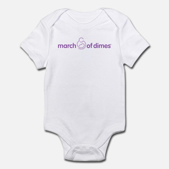 March of Dimes Infant Creeper