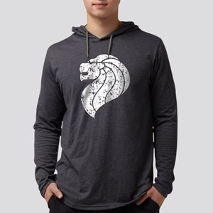 singapore-lion Long Sleeve T-Shirt