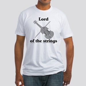 Lord/Violin. Fitted T-Shirt