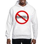 No Rumsfeld Hooded Sweatshirt
