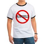 No Rumsfeld Ringer T