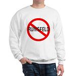 No Rumsfeld Sweatshirt