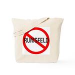 No Rumsfeld Tote Bag
