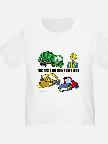 Heavy Duty Gang Creeper T-Shirt