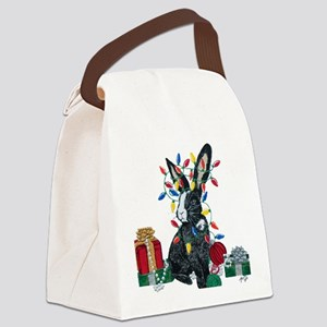 Wired for Celebration! Canvas Lunch Bag
