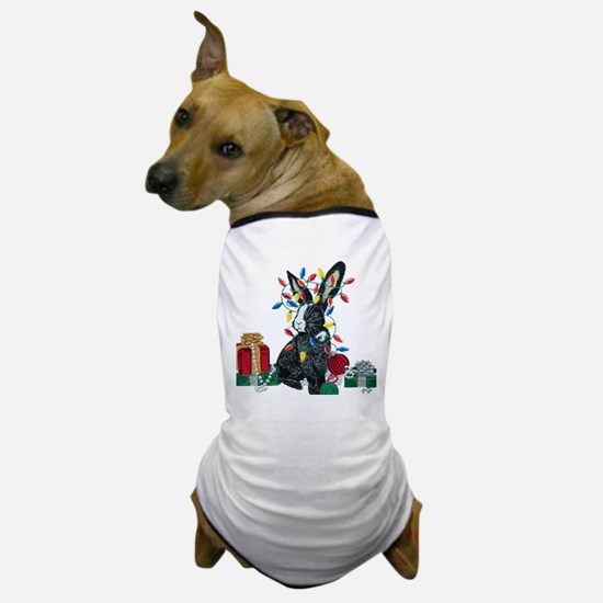 Wired for Celebration! Dog T-Shirt
