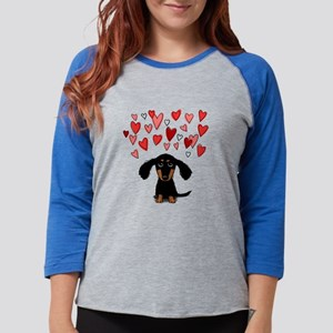 Cute Dachshund Long Sleeve T-Shirt