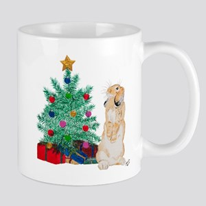 Merry Christmas, with Lops of Love! Mugs