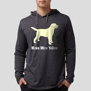 YellMakeMine2Trans Long Sleeve T-Shirt