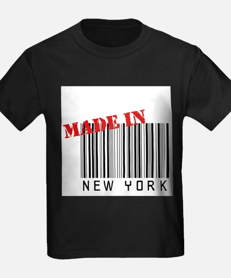 Cute Red new york T
