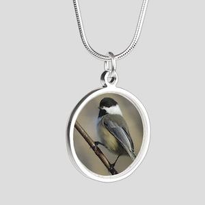 Chickadee Bird Necklaces
