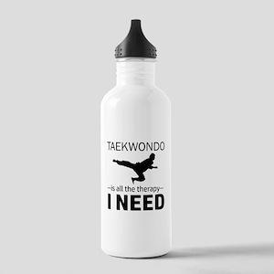 Taekwondo gift items Stainless Water Bottle 1.0L