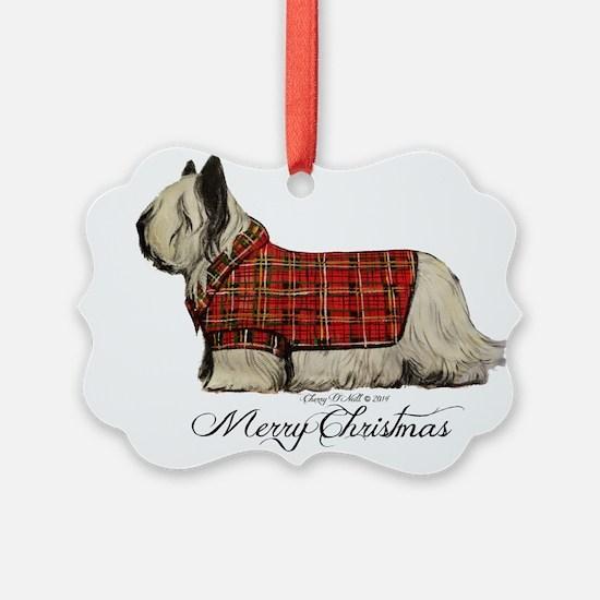 Skye Terrier Ornament