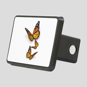 Monarch Butterlies Rectangular Hitch Cover