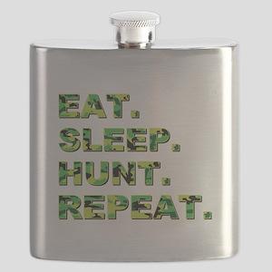 EAT. SLEEP. HUNT... Flask