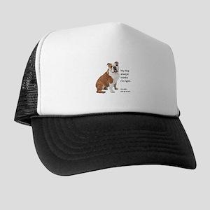 Bulldog v Wife Trucker Hat